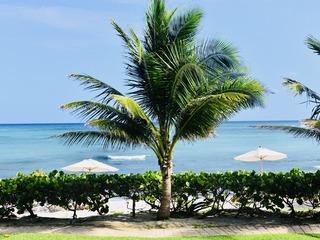 Las villas Akumal 103 3 Bedroom Beachfront