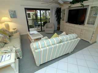 #412 Sanibel Moorings Gulf View