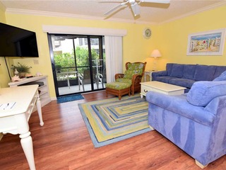 #541 Sanibel Moorings Gulf View
