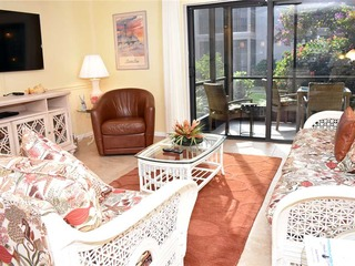 #741 Sanibel Moorings Gulf View