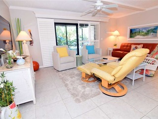 #531 Sanibel Moorings Gulf View