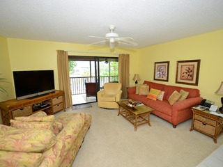 #1432 Sanibel Moorings Dock View