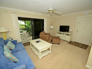 #1442 Sanibel Moorings Dock View