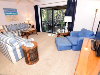 #1542 Sanibel Moorings Dock View