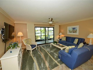 #1331 Sanibel Moorings Dock View