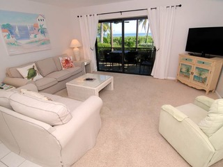 #1121 Sanibel Moorings Gulf Front