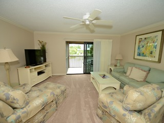 #1332 Sanibel Moorings Dock View