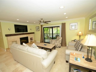#1532 Sanibel Moorings Dock View