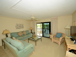 #1342 Sanibel Moorings Dock View