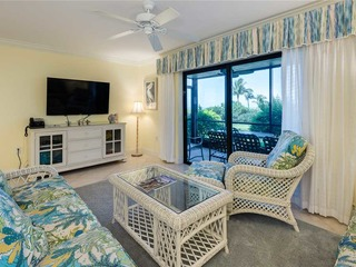 #711 Sanibel Moorings Gulf Front