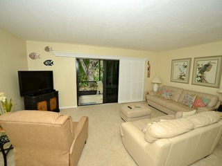 #1541 Sanibel Moorings Dock View