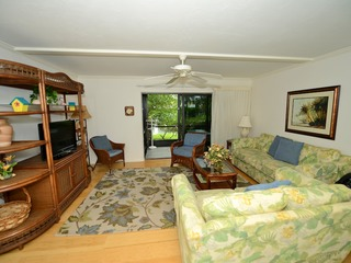 #1631 Sanibel Moorings Dock View