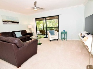 #1422 Sanibel Moorings Dockside View