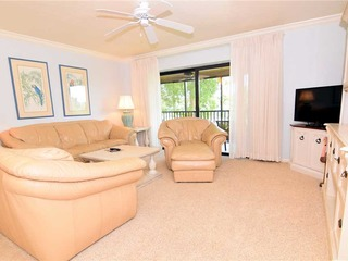 #1642 Sanibel Moorings Dock View