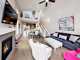 Brand-New 2BR Rendezvous Townhome w/ Patio