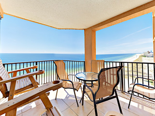 2BR w/ Stunning Gulf & Sunset Views!