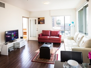1Br Fully Furnished Apartment near Hollywood Walk of Fame