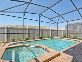 House w/pool and Spa in Windsor at Westside-3709WW