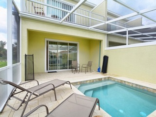 Serenity- 3 Bed Townhouse w/splashpool-5105SY