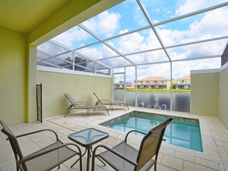 Serenity- 3 Bed Townhouse w/splashpool-5106SY