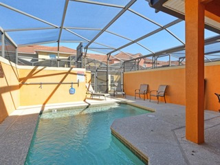 Townhome w/splashpool in Paradise Palms- 3063PP