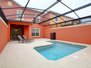 Townhome w/splashpool in Paradise Palms 3605PP