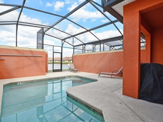 Paradise Palms- 4Bed Townhome w/Splashpool-3039PP