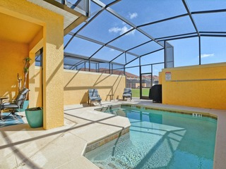 Paradise Palms-4 Bed Townhome w/Splashpool-3032PP
