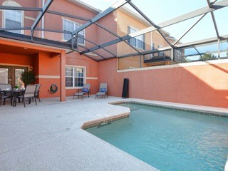 Paradise Palms- 4 Bed Townhome w/Splashpool-3060PP