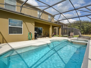 4706TS-5 Bedroom Pool Home- The Shire