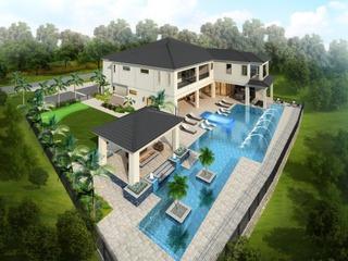 W320- 9 Br Brand New Luxury Reunion Mansion