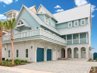 New Low Price! Big Blue Gulf-View 7BR w/ Golf Cart