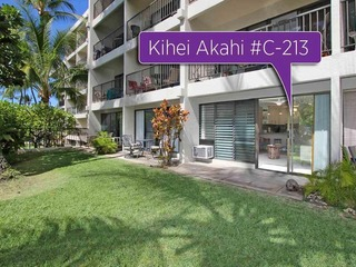 Kihei Akahi Resort- Unit C213