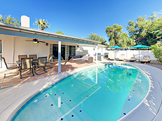 4BR w/ Private Heated Pool, Grill & Outdoor Shower