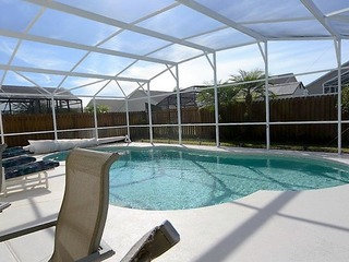 663 4-Bedroom Pool Home, Eagle Pointe Kissimmee
