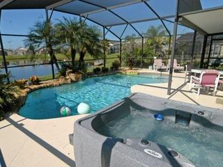 85963 3 Bedroom Pool Home, Eagle Pointe Kissimmee