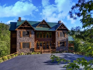 Grand View Lodge- 10 Bedrooms, 10 Baths, Sleeps 44