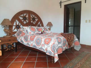 Casa Amora upstairs suite
