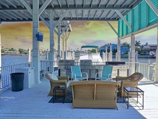 Pass-A-Grille Anheiser Busch Resort Boat House By Tech Travel