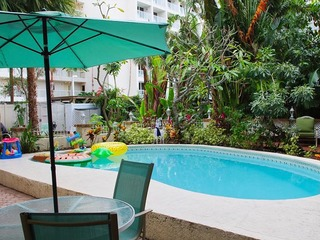 Treasure Island Beach Pool Sleeps 12