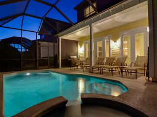 Lovely 5br South Facing Pool with 4 En Suites. 1413