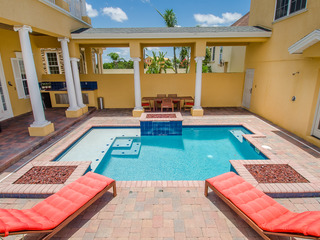 Reunion Golf View Pool Home W/ Private Garage Apartment 7621