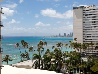 Diamond Head Beach Hotel 1002