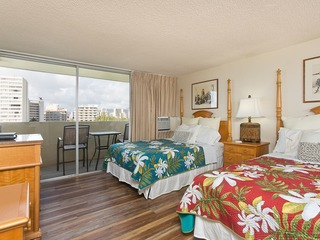 Diamond Head Beach Hotel 1005
