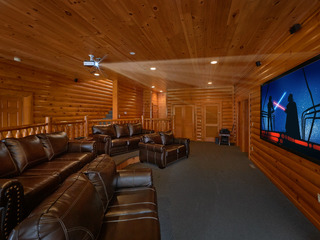Movie Room Retreat