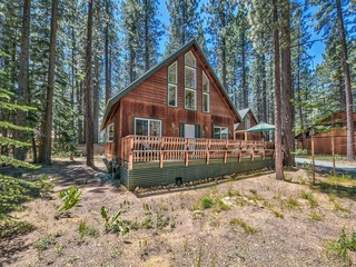 2716HM Hank Monk Cabin