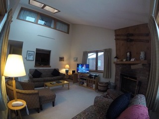2 Br With High Ceilings in Kettle Brook- Okemo