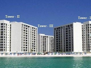 FREE BEACH SETUP- Shoreline Towers 2103 Beach Front Rental
