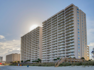 Crescent Shores N- 1603- Oceanfront- Crescent Beach Section