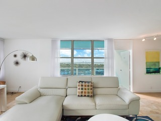 Miami Beach Bayfront Apartments